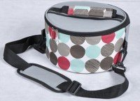 Promotional fitness cooler thermal lunch box bag