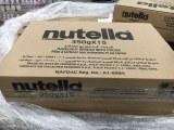 Ferrero Nutella Chocolate Spread 150gr, 200gr, 350gr, 450gr, 600gr, 630gr, 750gr, 800gr...