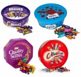 Quality Street 1.315 Kg Golden Tin
