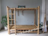 Bamboo Bunk Bed, Indoor Furniture