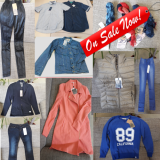 !! TOM TAILOR STOCK CLEARANCE SALE !!