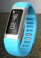 Bluetooth bracelet smart watch work with mobile phone