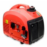 Widmann WM2500W: Petrol Powered Portable Inverter Generator - 650W