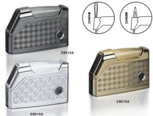 Popular Fashion Metal lighter (ZB-515A)