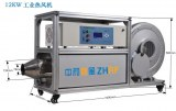 Industrial hot air blower with precise control of temperature Industrial hot air blower